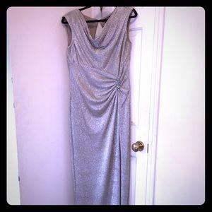 Ralph Lauren Gold Evening Gown